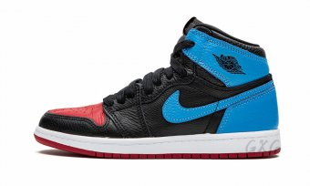 "Air Jordan 1 High OG (PS)""UNC to Chicago""CU0449 046"
