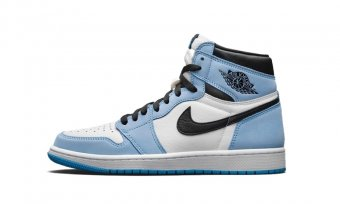 Air Jordan 1 High OG University Blue 555088 134