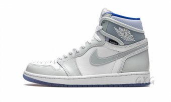 "Air Jordan 1 High Zoom ""Racer Blue"" CK6637 104"