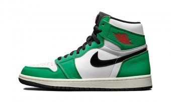 Air Jordan 1 Retro High Lucky Green DB4612 300
