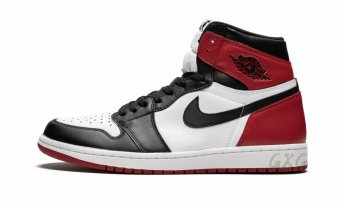 "Air Jordan 1 Retro High OG""Black Toe"" 555088 125"
