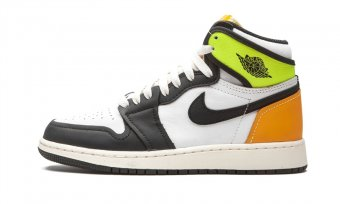 "Air Jordan 1 Retro High OG GS ""Volt Gold"" 575441 118"