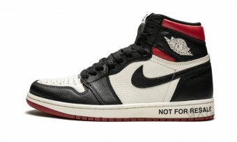 "Air Jordan 1 Retro High OG NRG""Not For Resale"" 861428 106"