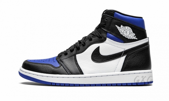 "Air Jordan 1 Retro High OG""Royal Toe""555088 041"