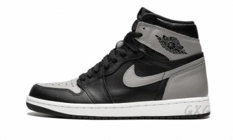 "Air Jordan 1 Retro High OG""Shadow"" 555088 013"