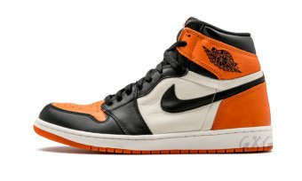 "Air Jordan 1 Retro High OG""Shattered Backboard"" 555088 005"