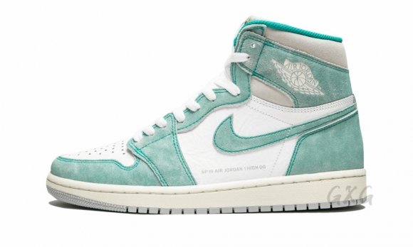 "Air Jordan 1 Retro High OG ""Turbo Green"" 555088 311"