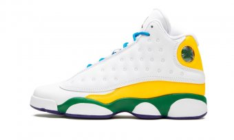 "Air Jordan 13 Retro KSA""Playground"" CV0785 158"