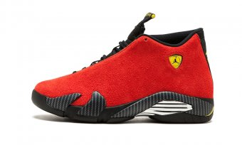 "Air Jordan 14 Retro ""Ferrari""654459 670"