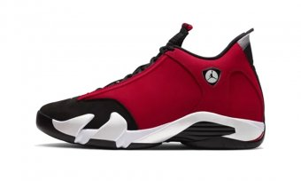 "Air Jordan 14 Retro""Gym Red""487471 006"