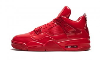 "Air Jordan 4 11Lab4""University Red"" 719864 600"