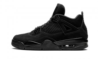 Air Jordan 4 Retro Black Cat 2020 For Sale CU1110 010