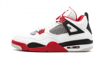 "Air Jordan 4 Retro""Fire Red"" 308497 110"