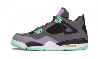 "Air Jordan 4 Retro ""Green Glow"" 308497 033"