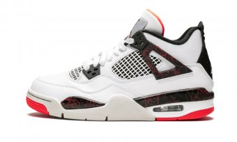 "Air Jordan 4 Retro (GS)""Nostalgia"" 408452 116"