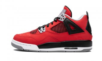 "Air Jordan 4 Retro (GS)""Toro Bravo"" 408452 603"