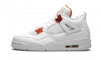 "Air Jordan 4 Retro ""Metallic Pack - Orange"" CT8527 118"