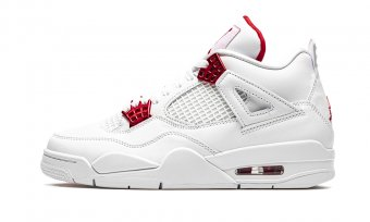 "Air Jordan 4 Retro ""Metallic Pack - University Red"" CT8527 112"