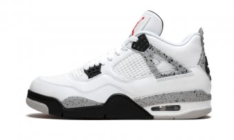 "Air Jordan 4 Retro OG ""Cement"" 840606-192"