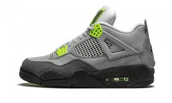 "Air Jordan 4 Retro SE ""Neon"" CT5342 007"