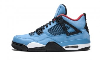 "Air Jordan 4 Retro""Travis Scott - Cactus Jack"" 308497 406"