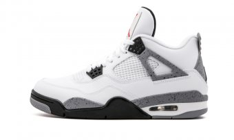 "Air Jordan 4 Retro""White Cement"" 308497 103"