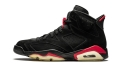 "Air Jordan 6""BlackInfrared 2014"" 384664 003"