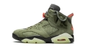"Air Jordan 6 Retro""Cactus Jack - Travis Scott"" CN1084 200"