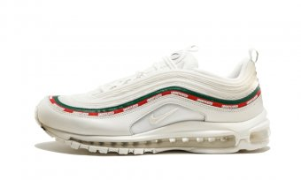 "Air Max 97 OG UNDFTD""Undefeated - White"" AJ1986 100"