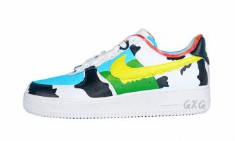 Ben & Jerry's x Nike Air Force 1 '07 0617317Hz