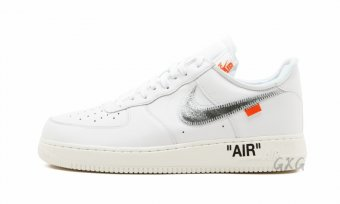 "Air Force 1 07""Off-White - ComplexCon"" AO4297 100"