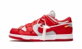 "Dunk Low ""Off-White - University Red"" CT0856 600"