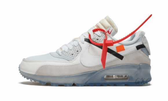 "The 10 Air Max 90 ""Off-White"" AA7293 100"