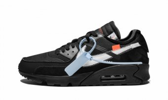 "The 10 Nike Air Max 90 ""Off-White - Black"" AA7293 001"