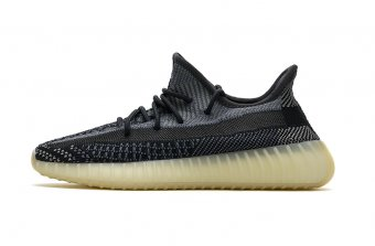 "2020 New Yeezy Boots 350 V2 ""Carbon"" FZ5000"