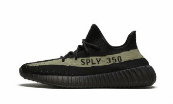 "Yeezy Boost 350 V2""Green"" BY9611"