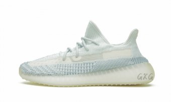 "Yeezy Boost 350 V2 Reflective ""Cloud White"" FW5317"