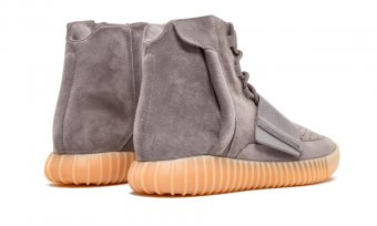 "Yeezy Boost 750""Grey Gum"" BB1840"